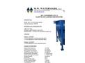 Model SPC - 10 - Slant Plate Clarifier Brochure
