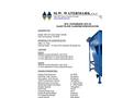 Model SPC - 40 - Slant Plate Clarifier Brochure