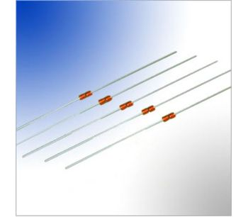 AMWEI - Model AMF58 Series - Axial Leaded Glass Encapsulated NTC Thermistor
