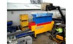 Super Feeder Wrights Recycling Machinery Ltd - Video