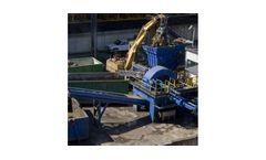 VMpress - Waste Pressurizing Machine