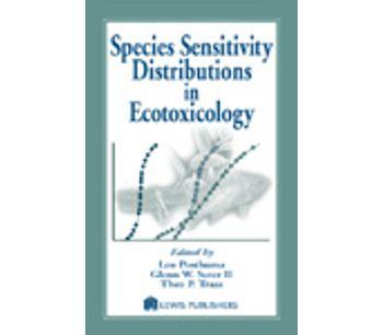 Species Sensitivity Distributions in Ecotoxicology