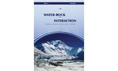 Water-Rock Interaction: Proceedings of the 12th International Symposium on Water-Rock Interaction, Kunming, China, 31 July - 5 August 2007