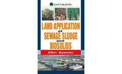 Land Application of Sewage Sludge and Biosolids
