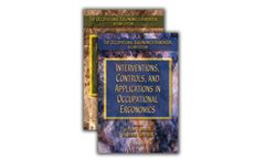 The Occupational Ergonomics Handbook, Second Edition, Two Volume Set