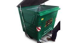 Storm - Model EN 840 - Hands Free Lid Opening Containers