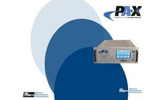 Model PAX - Photoacoustic Extinctiometer Brochure