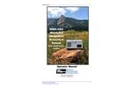 DMT - Model WIBS-5/NEO - Wideband Integrated Bioaerosol Sensor - Manual