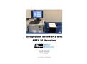 Operator Manual: SP2 with APEX 2Q Nebulizer