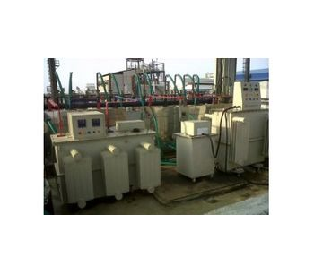 Electrochemical Effluent Treatment Plant