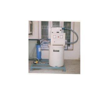Arun - Model PURICEL - Electorchlorinator
