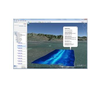 SonarTRX - Sidescan Sonar Software