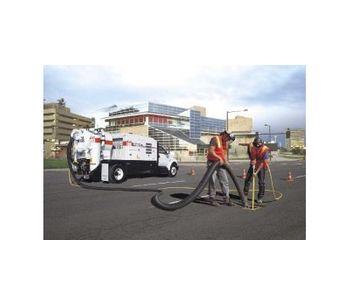 Air/vacuum Excavation