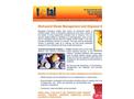 Biohazard Waste Management and Disposal Services Brochure