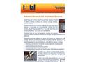 Asbestos Surveys and Abatement Services Brochure