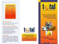Total Environmental & Safety, LLC Comapny Profile Brochure