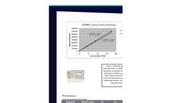 Model 930-120 - Highly Sensitive Pulse Discharge Detector (PDD) Brochure