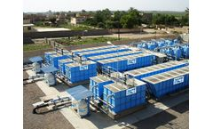 P&CT - Model CWTP - Compact Water Treatment Plant