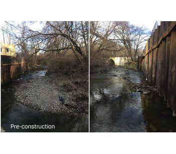 Creek Channel & Floodplain Restoration Project - Case Study