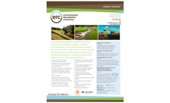 Environmental Capability Statement