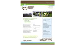 ERC - Emergency Spill Response Service - Brochure