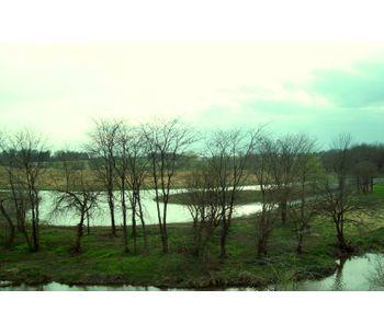 Stream or River Restoration Service