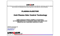 PLASMA-INJECTOR Cold Plasma Odor Control Technology - Brochure