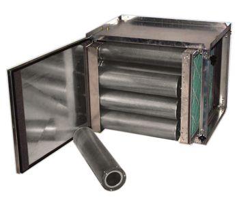 Cold Plasma Odor Control Plasma Injector