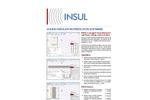 INSUL - Sound Insulation Prediction Software Datasheet