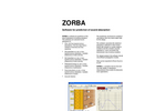 Zorba- Software for Prediction of Sound Absorption Datasheet