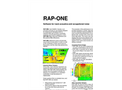 Version RAP-ONE - 5.0 - Room Acoustics and Occupational Noise Software Datasheet