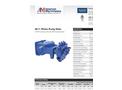 American 450 Piston Pump Datasheet