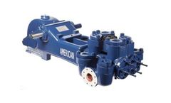 American - Model AXG (FG-AXG) - Duplex Power Pump