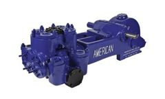 American - Model FF-AXFM - Duplex Power Pump