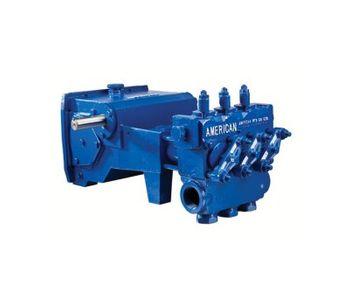American - Model 450 - Piston Pump