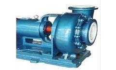 Tongda - Model 800TD-A90 - Horizontal Desulfurization Pump