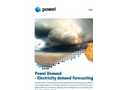 Powel Demand - Electricity Demand Forecasting Software Brochure