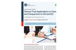 Clinical Trial Applications in Canada