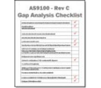 AS9100-Rev C Gap Analysis Toolkit