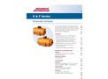 E & P Series - Pneumatic Valve Actuators Datasheet