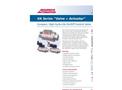 VA Series - Automated On-Off Valves Datasheet