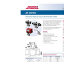 26 Series - Stainless Steel Actuated Ball Valves Datasheet