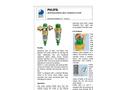 MiniDUE - Brass Connections Compact Volumetric Proportional Mechanical Dosing Pump - Brochure