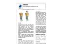 BravoCAB - Monoblock Water Softener - Brochure