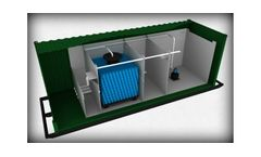 Nomadic AGBR - Mobile Sewage Treatment Systems