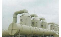 Jiangsu AngKua - Acid and Alkali Waste Gas Purification Tower