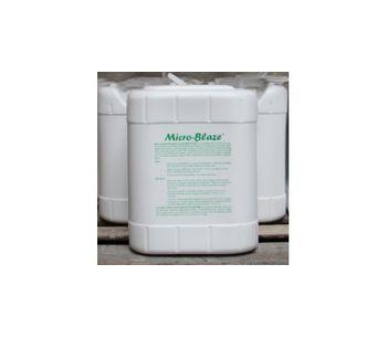 Micro-Blaze - Bioremediation Spill Control