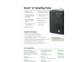 Zefon - Escort LC Personal Air Sampling Pump