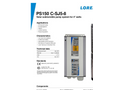PS150 C-SJ5-8 Solar Submersible Pump System for 4 Wells Brochure