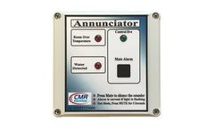CMR - Model Type As2 - One And Two Zone Alarm Annunciators